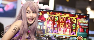 play a variety of quality slot games
