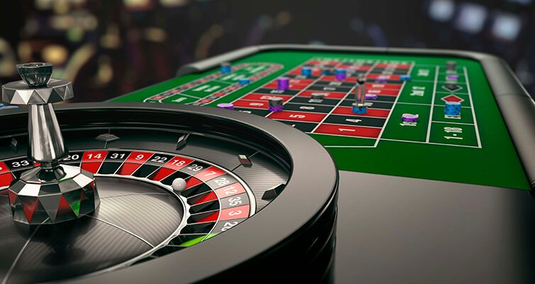 Casino Games can be played
